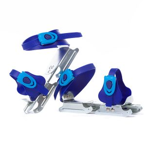 Patines doble cuchilla