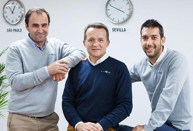Equipo de Xtraice en España, Portugal y latinoamérica