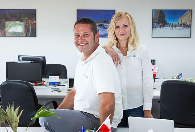 Team Xtraice in Polonia