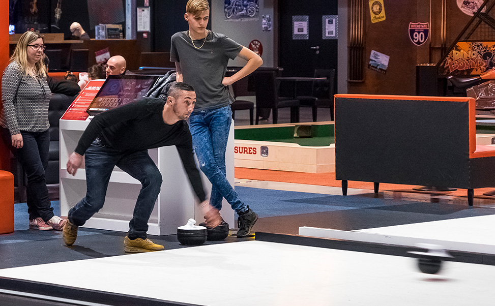 Vente de patinoires Xtraice