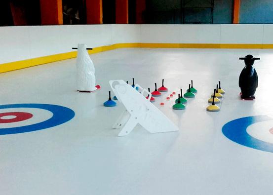 Eisstockschießen mieten Xtraice