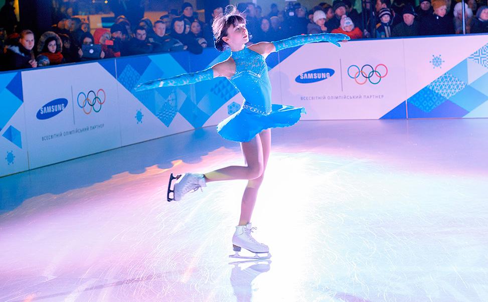 Gelo Sintético Xtraice para patinagem artística
