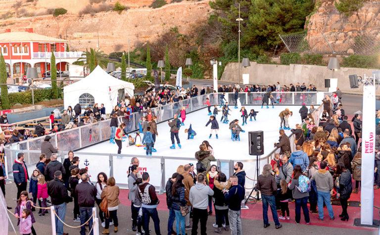 エクストラアイスのスケートリンクの購入
