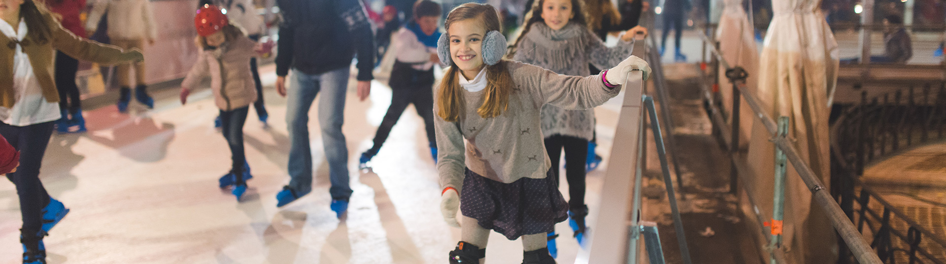 Xtraice used synthetic ice rink