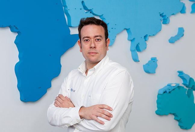 Xtraice Technical Manager, Alberto Sandino