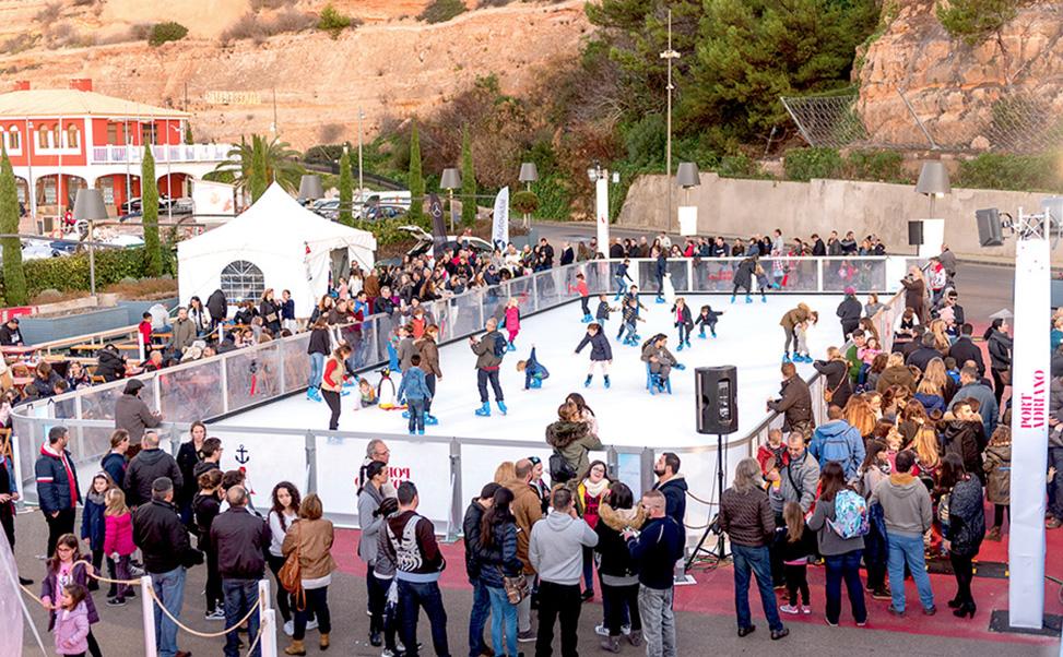 Vente patinoire d'occasion Xtraice