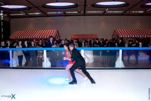 synthetic-ice-rink-hotel-hilton-italy