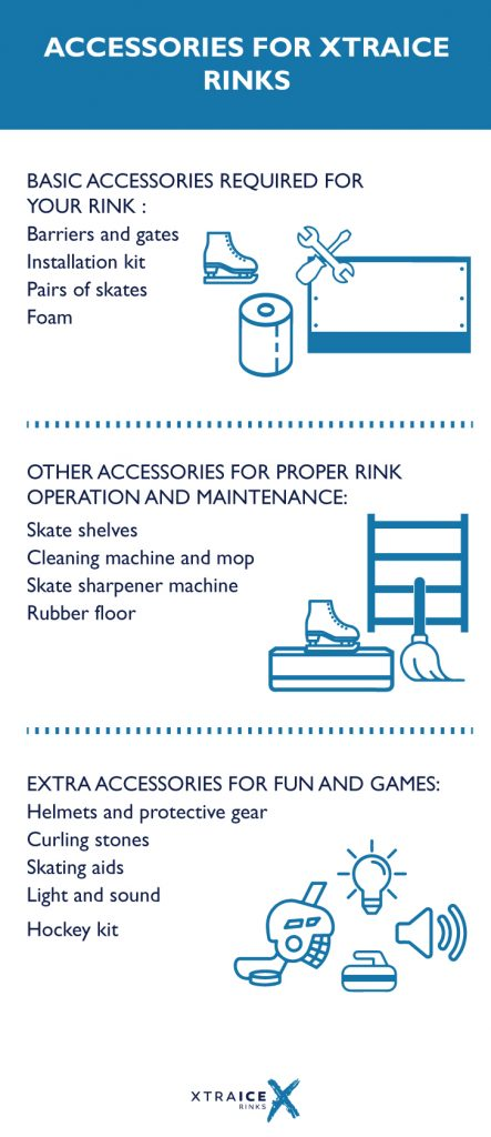 Accessories-for-ice-rinks
