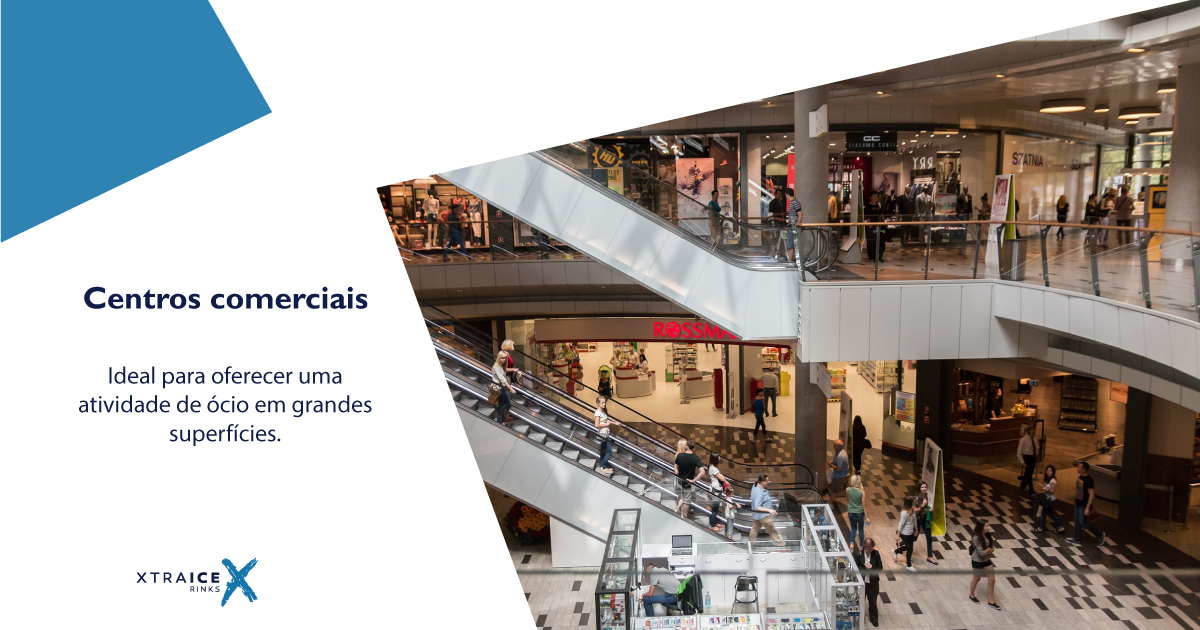 Centros-comerciais