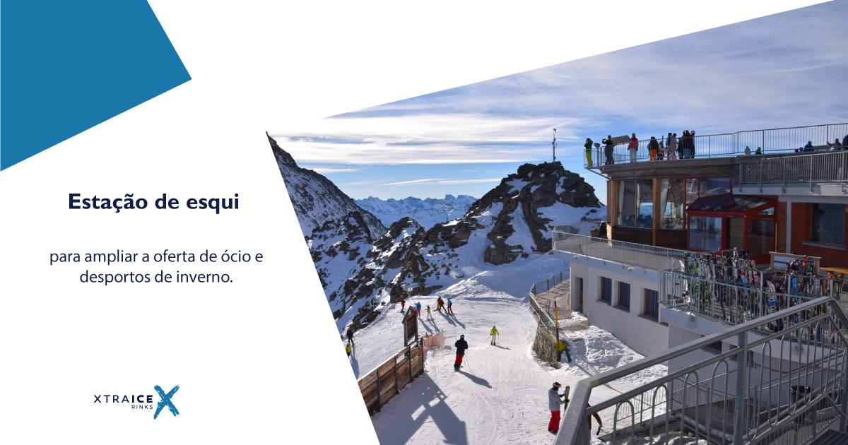 Estação-de-esqui