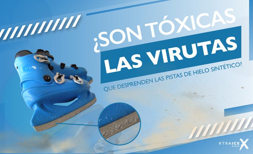 Pistas de hielo sintetico tóxicas