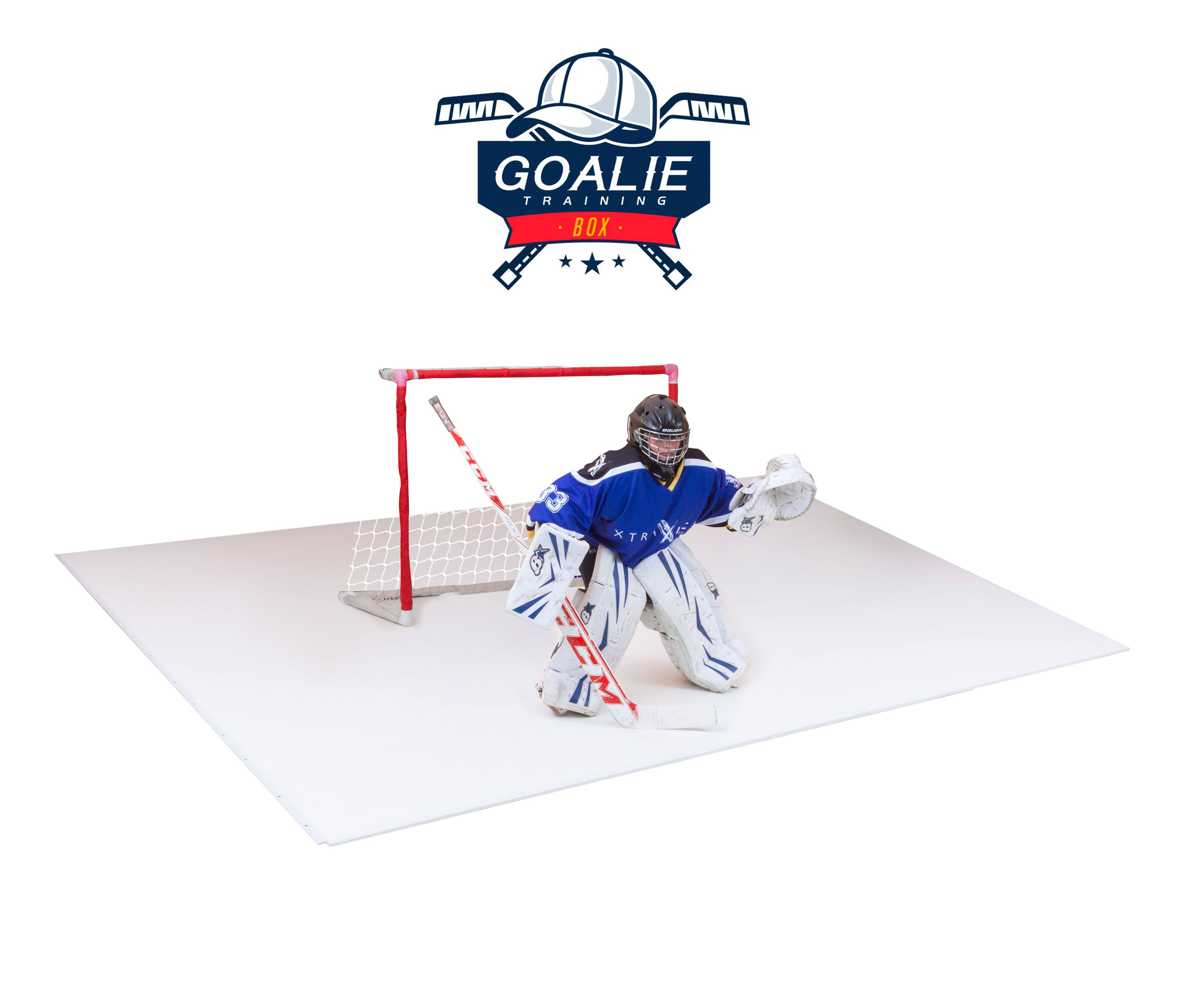 Goalie Training Box