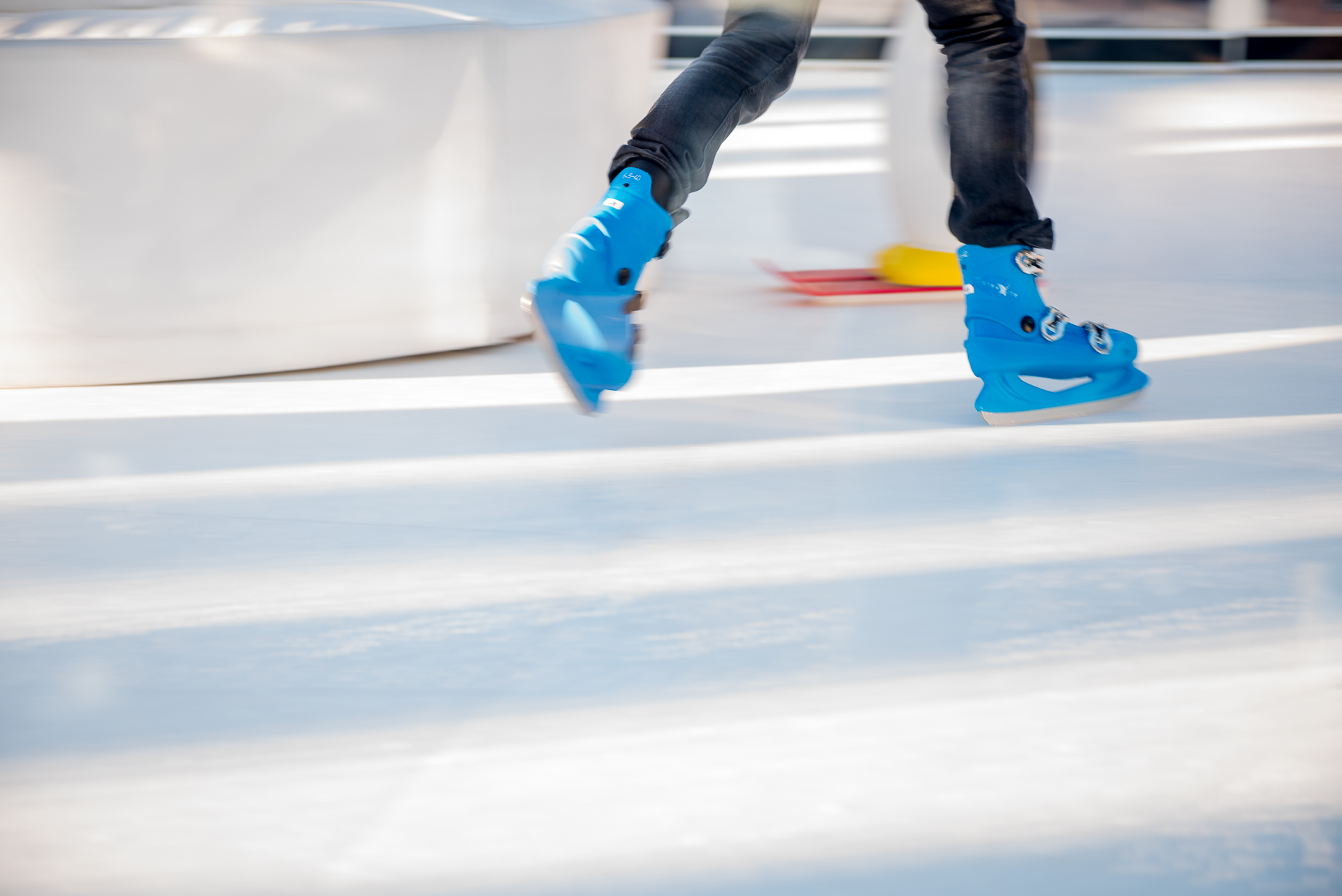 Synthetic ice rink | Xtraice | Purchase & Rent | Worldwide leader