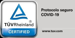 Certificado ISO protocolo seguro anti-covid para pistas de hielo